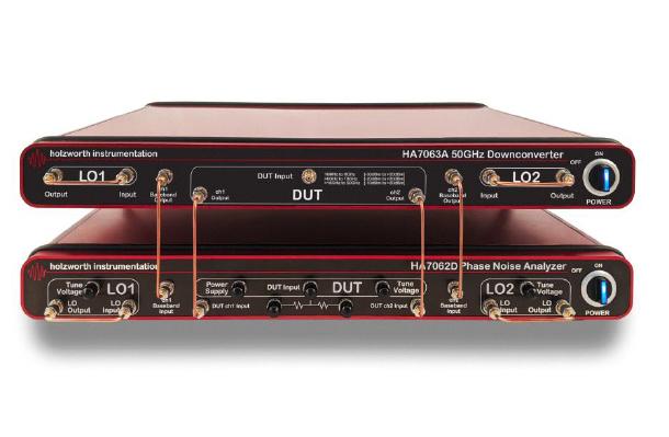 Анализаторы фазовых шумов реального времени Holzworth серии HA7062