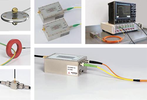 Оптоволоконные аналоговые линии связи Montena